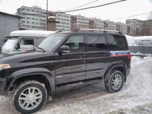 Прибытие автомашин в порт Магадан. Март 2015 г.